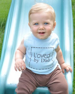 l'oved by dad shirt