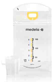 Medela Pump and Save Breastmilk Storage Bags